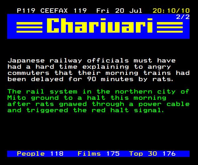 Charivari 1979
