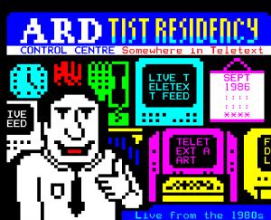 ARDtist Residency