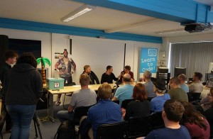 Teletext Fest 2016 - Artists Panel