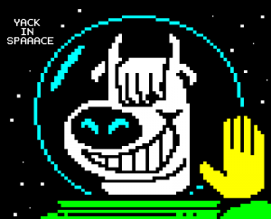yackinspace