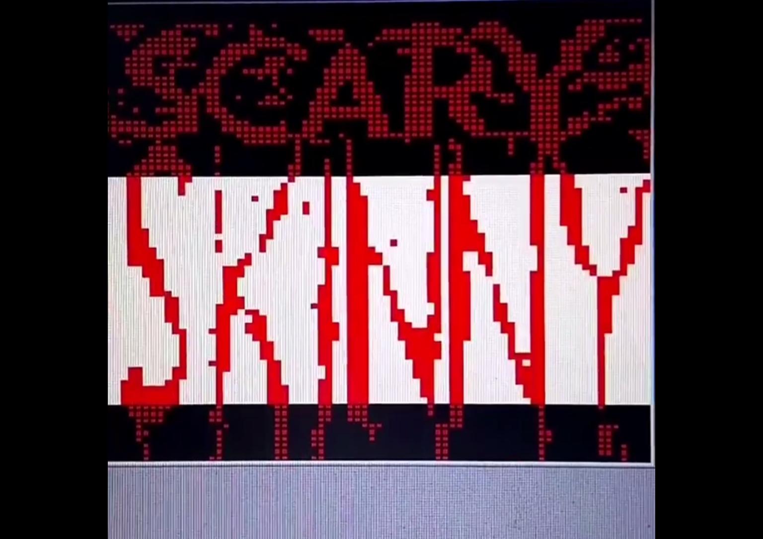 Scary Skinny, Kathrin Gunter