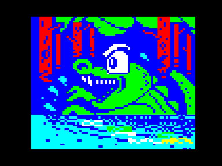 Croc by Dan Farrimond