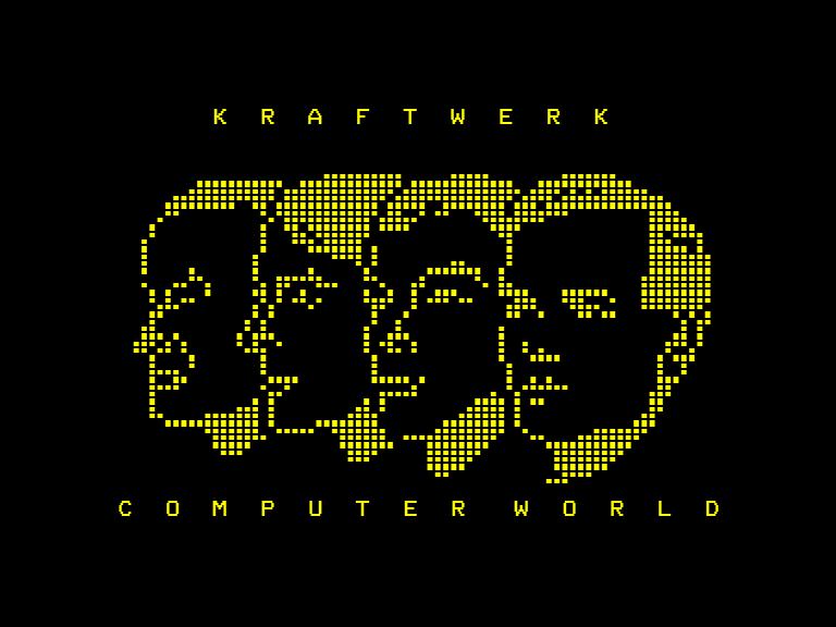 ComputerWorld by Carlos