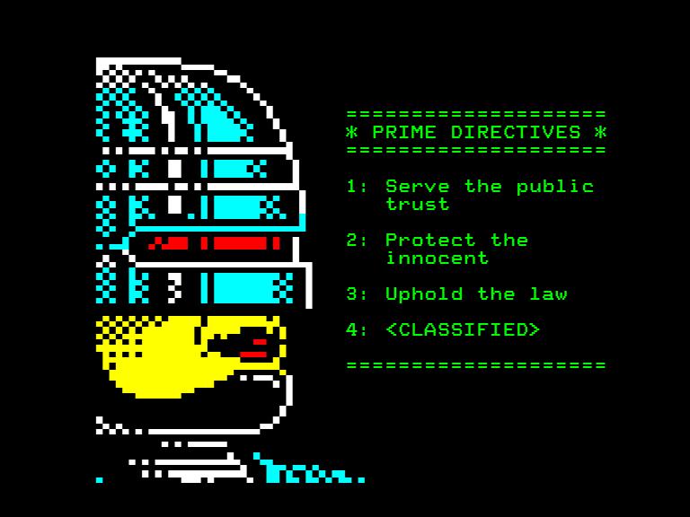 'Robocop' by Walter Newton